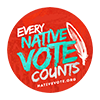 Native Vote Logo